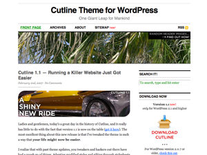 Theme WordPress type magazine