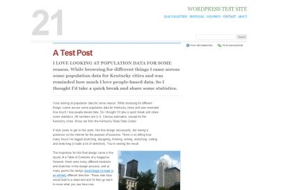 thème WordPress magazine