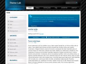 Thème WordPress ClearPixels