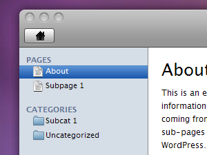 leopress thème WordPress